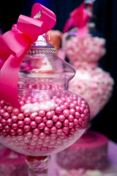 Candy table Ideas pinkCouture Pink Ombre Bridal Gown South Florida Wedding Photographer Lighthouse Point Yacht Club wedding photographer