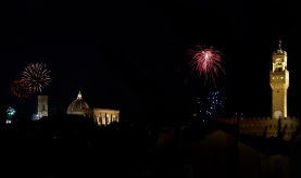 Fireworks in Italy New Years Wedding In Florence Best wedding locations in Firenze