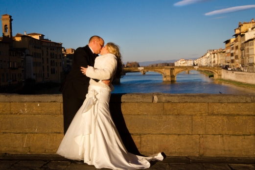 Sunrise wedding Photos New Years Wedding In Florence Best wedding locations in Firenze
