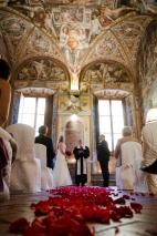 Epic Ceremony spot in Tuscany New Years Wedding In Florence Best wedding locations in Firenze