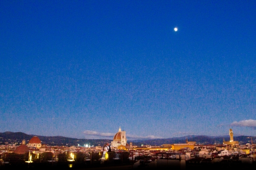 Westin Excelsior rooftop views New Years Wedding In Florence Best wedding locations in Firenze