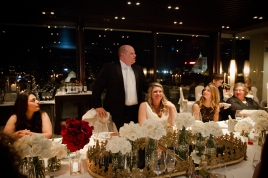 Westin Excelsior Best Views of the Duomo New Years Wedding In Florence Best wedding locations in Firenze