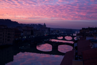 Views of Florence sunsets New Years Wedding In Florence Best wedding locations in Firenze