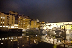 Ponte Vecchio at night Firenze at night what to do in Florence