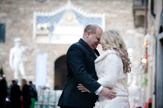 Wedding Photos near The David New Years Wedding In Florence Best wedding locations in Firenze