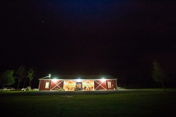 Barn Venue nighttime wedding Country Barn Wedding Jacksonville Florida Venue