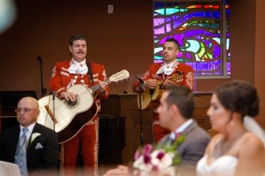 Mariachi band in San Fran