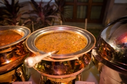 Best Indian Wedding Food Indian wedding traditions Fun New Delhi Wedding Near Lodhi Gardens India