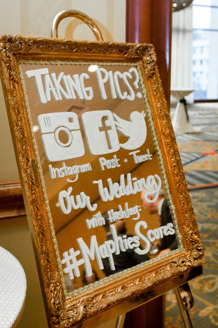 Mirror Wedding Signs for hashtags-2421