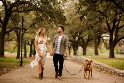 Elizabeth Birdsong Photography Austin Wedding Photographer Butler Park Engagement Photos -1