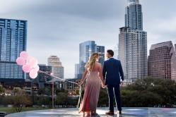 Elizabeth Birdsong Photography Austin Wedding Photographer Butler Park Engagement Photos -10