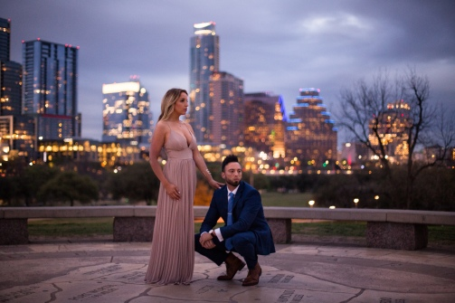 Elizabeth Birdsong Photography Austin Wedding Photographer Butler Park Engagement Photos -13