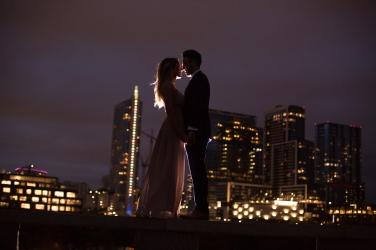 Elizabeth Birdsong Photography Austin Wedding Photographer Butler Park Engagement Photos -14