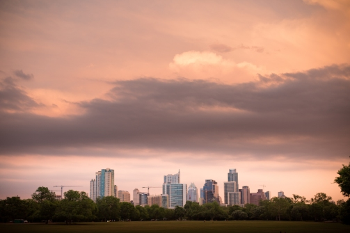 Austin Wedding Photographer Zilker Park Engagement-1