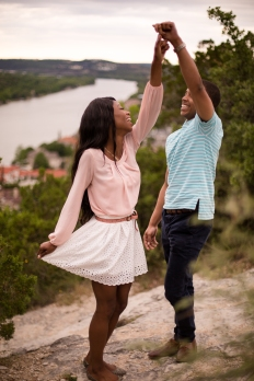 Elizabeth Birdsong Photography Austin Wedding Photographer Mount Bonnell Engagement-5