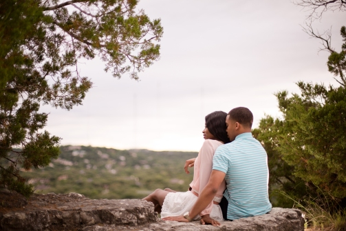 Elizabeth Birdsong Photography Austin Wedding Photographer Mount Bonnell Engagement-8