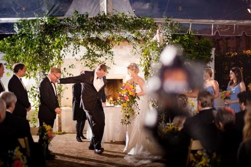 Crazy Fun New Orleans Wedding at Il Mercato