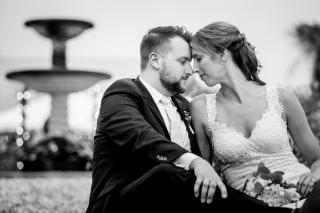 @PhotographerAmy Austin Wedding Photography Le San Michele Wedding Photos-79