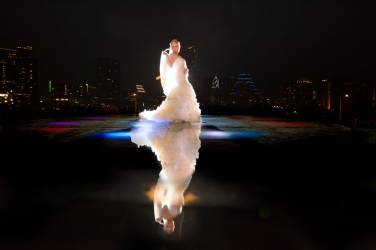 @PhotographerAmy Austin Wedding Photographer Downtown Austin Bridal Portraits Long Center Photos-1