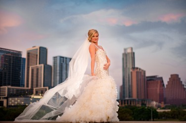 @PhotographerAmy Austin Wedding Photographer Downtown Austin Bridal Portraits Long Center Photos-8697