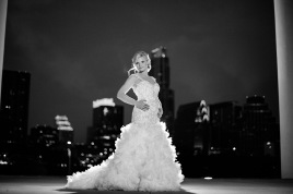 @PhotographerAmy Austin Wedding Photographer Downtown Austin Bridal Portraits Long Center Photos-8720