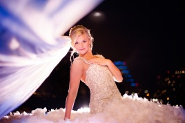 @PhotographerAmy Austin Wedding Photographer Downtown Austin Bridal Portraits Long Center Photos-8740
