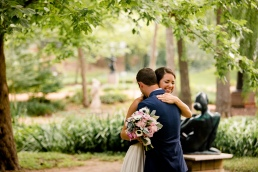 @PhotographerAmy Austin Wedding Photographer Umlauf Sculpture Garden Wedding Photos-29