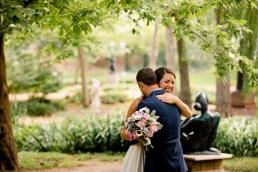@PhotographerAmy Austin Wedding Photographer Umlauf Sculpture Garden Wedding Photos-29