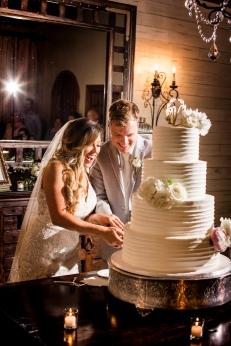 Epic white wedding cake Best Houston Wedding Venue Photographer
