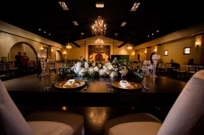 Huge reception hall Best Houston Wedding Venue Photographer