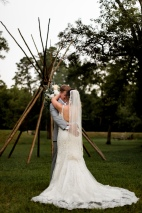 teepee wedding portrait ideas Best Houston Wedding Venue Photographer