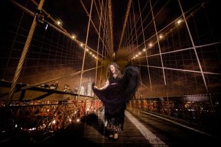 @PhotographerAmy Elizabeth Birdsong Photography Brooklyn Bridge Photo Shoot-17