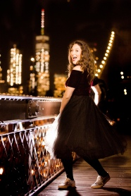 @PhotographerAmy Elizabeth Birdsong Photography Brooklyn Bridge Photo Shoot-2