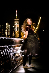 @PhotographerAmy Elizabeth Birdsong Photography Brooklyn Bridge Photo Shoot-3
