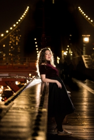 @PhotographerAmy Elizabeth Birdsong Photography Brooklyn Bridge Photo Shoot-5