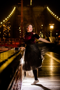 @PhotographerAmy Elizabeth Birdsong Photography Brooklyn Bridge Photo Shoot-6