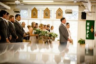 @PhotographerAmy Elizabeth Birdsong Photography Twin Sisters Dance Hall Wedding Photos-10