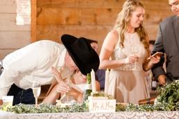 @PhotographerAmy Elizabeth Birdsong Photography Twin Sisters Dance Hall Wedding Photos-47