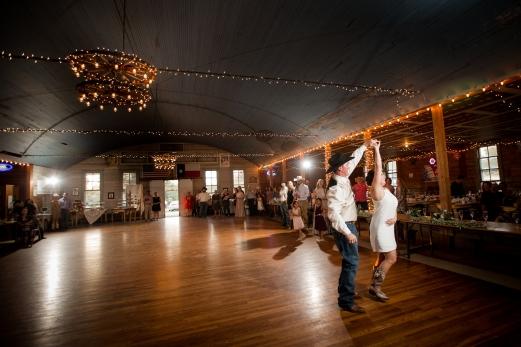 @PhotographerAmy Elizabeth Birdsong Photography Twin Sisters Dance Hall Wedding Photos-59