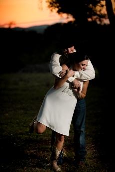 @PhotographerAmy Elizabeth Birdsong Photography Twin Sisters Dance Hall Wedding Photos-60