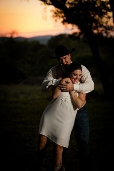 @PhotographerAmy Elizabeth Birdsong Photography Twin Sisters Dance Hall Wedding Photos-62