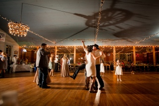 @PhotographerAmy Elizabeth Birdsong Photography Twin Sisters Dance Hall Wedding Photos-69