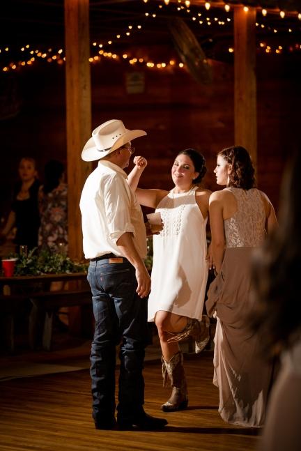 @PhotographerAmy Elizabeth Birdsong Photography Twin Sisters Dance Hall Wedding Photos-70