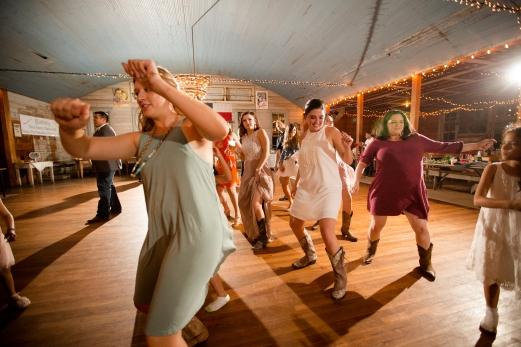 @PhotographerAmy Elizabeth Birdsong Photography Twin Sisters Dance Hall Wedding Photos-72