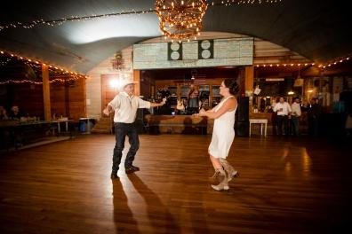 @PhotographerAmy Elizabeth Birdsong Photography Twin Sisters Dance Hall Wedding Photos-76