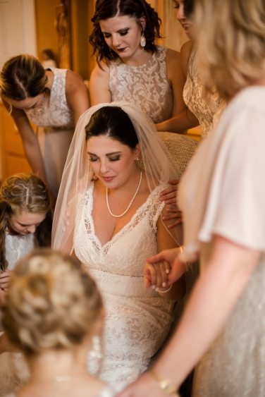@PhotographerAmy Elizabeth Birdsong Photography Twin Sisters Dance Hall Wedding Photos-8