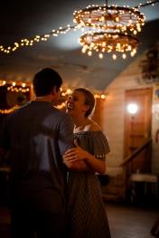 @PhotographerAmy Elizabeth Birdsong Photography Twin Sisters Dance Hall Wedding Photos-84