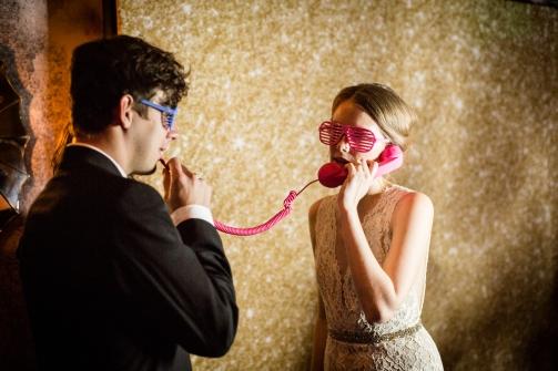 Wedding Photo booth ideas Rainey Street Austin Wedding at Hotel Van Zandt Made with Magmod