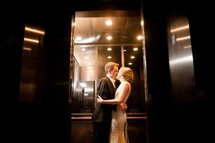 Hotel wedding exit ideas Rainey Street Austin Wedding at Hotel Van Zandt Made with Magmod
