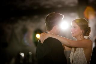 First Dance Rainey Street Austin Wedding at Hotel Van Zandt Made with Magmod
